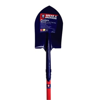 Spear & Jackson Plumbers Shovel