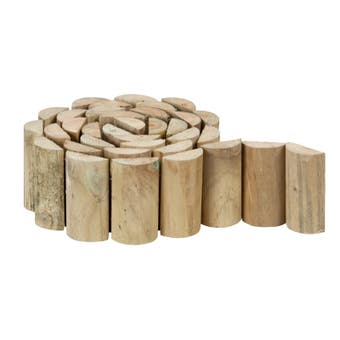 Rolapak Treated Pine Edging