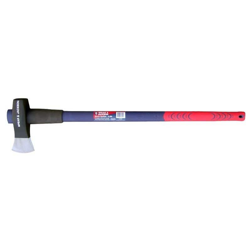 Spear & Jackson Blocksplitter Fibreglass Handle 2.7kg