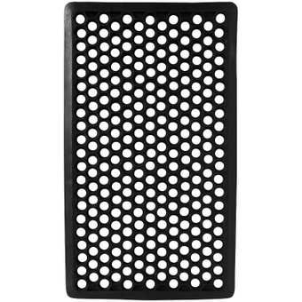 Mat Rubber Honeycomb 40X70Cm