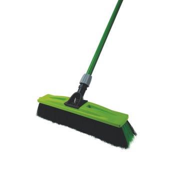 Broom Professional Pure Bristle 600mm
