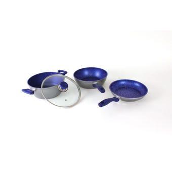 Flavorstone 28cm Cookware Set