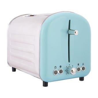 Retro 2 Slice Toaster