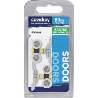 Cowdroy Triumph QR Wheel Assembly 2 Pack