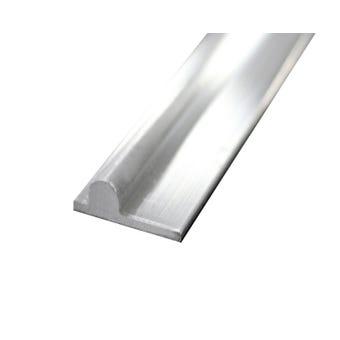 Cowdroy 2500mm Aluminium Track