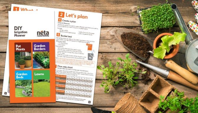 Home Irrigation Planner
