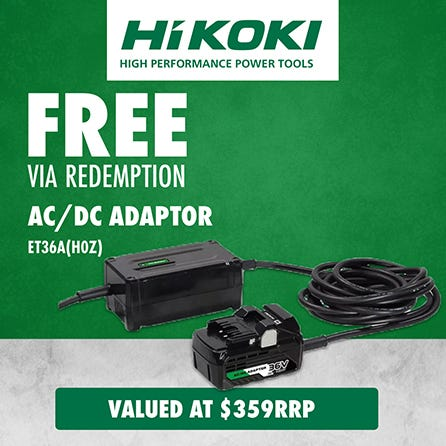 Free Hikoki Bluetooth Radio