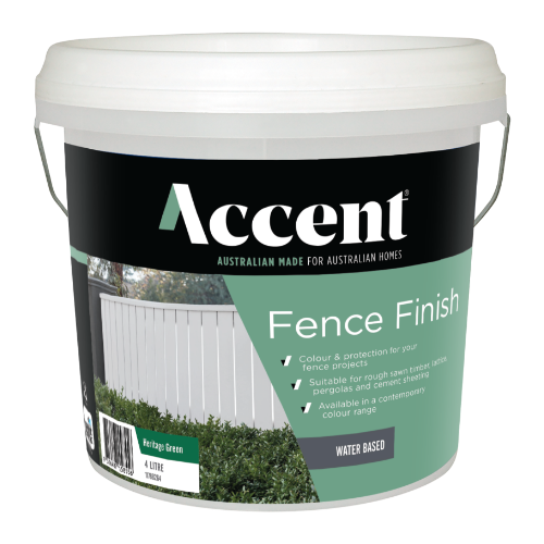 Accent Fence Paint Product