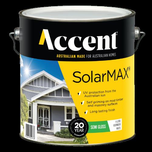 Accent Exterior Paint Product