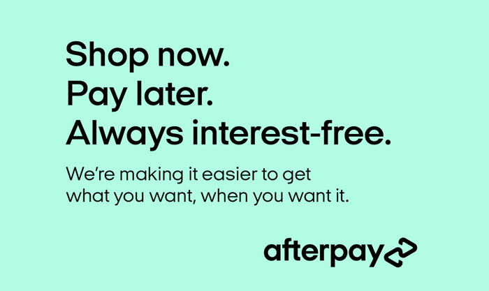 Afterpay at Mitre 10
